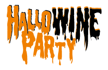 Hallowine-party